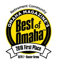 Lakeside Village voted Best of Omaha 2018