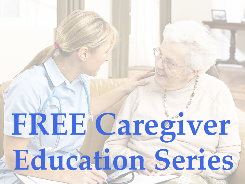 Free Caregiver Education Series