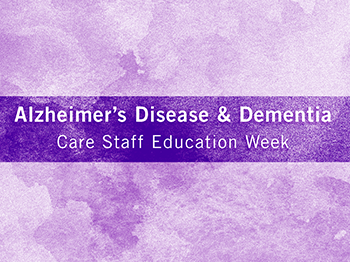 Alzheimer's Disease and Dementia Care Giver Tips