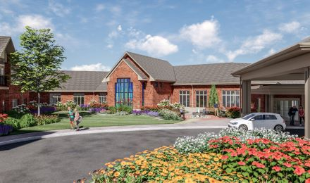 Image for Immanuel to Add Memory Support, New Amenities to Pacific Springs