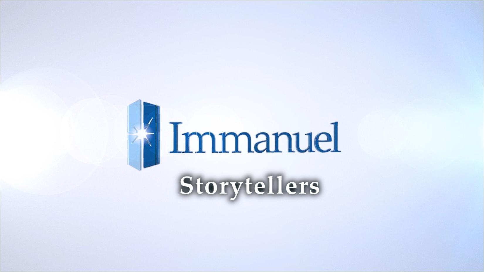 Image for Immanuel Storytellers